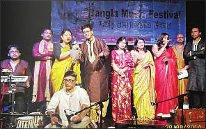 Bangla Sangeet Utshob